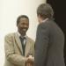 Consegna lettera d'intenti del Governo Somalo